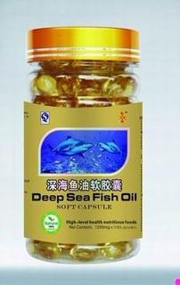 深海鱼油软胶囊