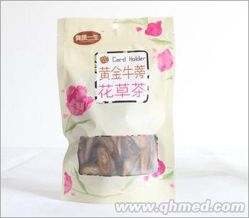 黄金牛蒡花草茶