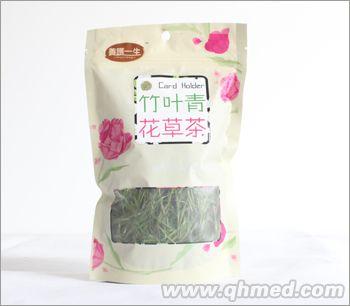 竹叶青花草茶