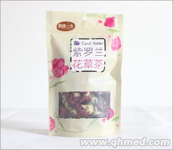 紫罗兰花草茶