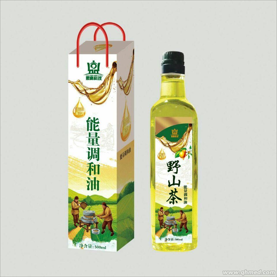 野山茶能量调和油