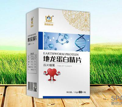 地龙蛋白精片